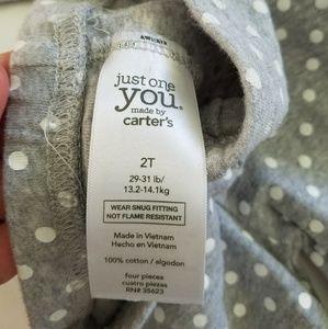 Carter's Pajamas - Carters PJ's